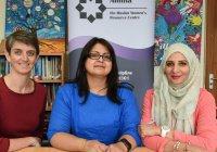 Психологи-мусульманки заботятся о шотландках