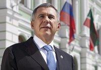 Рустам Минниханов зарегистрировался ВКонтакте