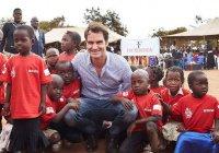 Швейцарский теннисист построит 81 школу в Малави