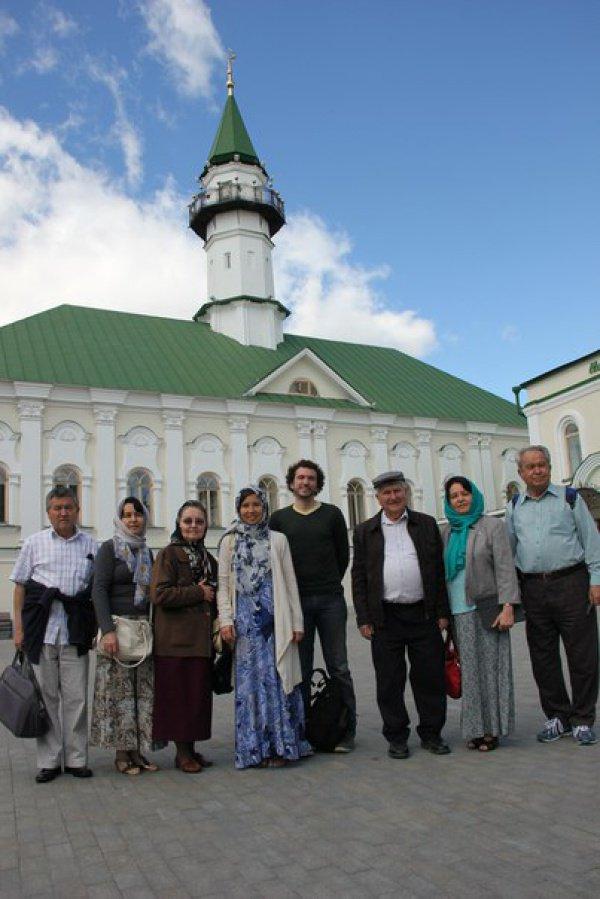 Знакомство мечеть татар