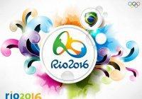 В Казани отметили год до старта Олимпийских игр в Рио