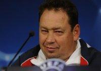 Названо имя нового главного тренера сборной России по футболу