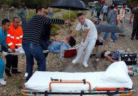 В крупном ДТП в Турции погибли трое россиян, 23 ранены