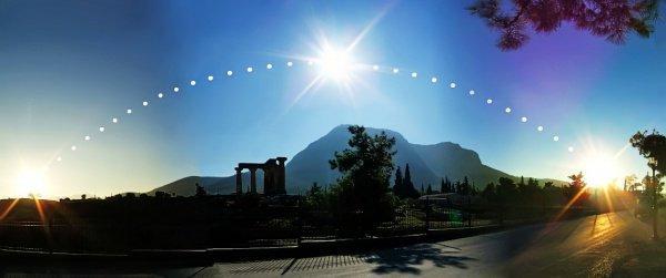 Благое намерение способно изменить даже ход Солнца!