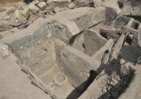 Баню времен ранней мусульманской цивилизации нашли в Турции