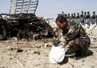 Мощный взрыв прогремел в аэропорту Кабула