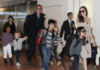 Дочь Джоли и Питта вернется к родной матери