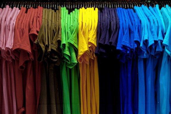 Правда ли, что мусульманам запрещено носить одежду желтого и красного цветов?