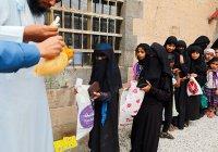 В Йемене 13 млн человек голодают
