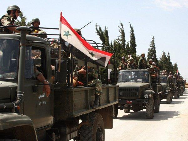 Cирийская армия справится с ИГ?