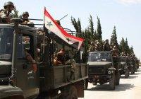"""Мнение: сирийская армия справится с ИГ, если Сирию """"оставят в покое"""""""