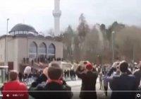 Мусульмане Швеции услышали азан впервые за 20 лет
