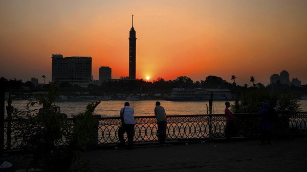 Базирующаяся в Каире религиозная организация накануне выпустила фетву, запрещающую любые формы протеста