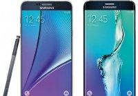 Стали известны цены Samsung GALAXY S6 edge+ и GALAXY Note 5