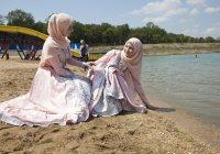 Первый в России пляж для мусульманок (+ ВИДЕО)