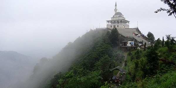 Мусульманский храм был построен 200 лет назад, но был разрушен во время пожара в 1960 году