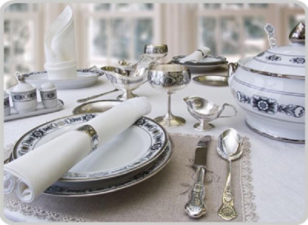 Можно ли мусульманину иметь дома серебряную посуду?