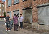 В Дании подожгли библиотеку мечети вместе с читателями