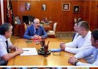 Глава Дагестана встретился с Президентом АПМ РФ