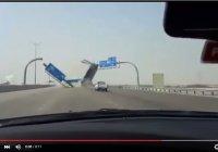 Видео с грузовиком в КСА собрало сотни тысяч просмотров