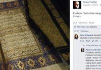 Писатель Паоло Коэльо защитил Коран