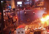 В центре Бангкока снова раздались взрывы (ВИДЕО)