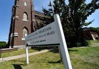 В Нью-Йорке церковь превратили в мечеть Иисуса (ФОТО)
