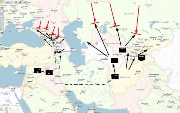 Мнение: для ИГ постсоветское пространство - слишком
