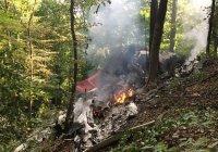 Над Словакией столкнулись два самолета, семь человек погибли