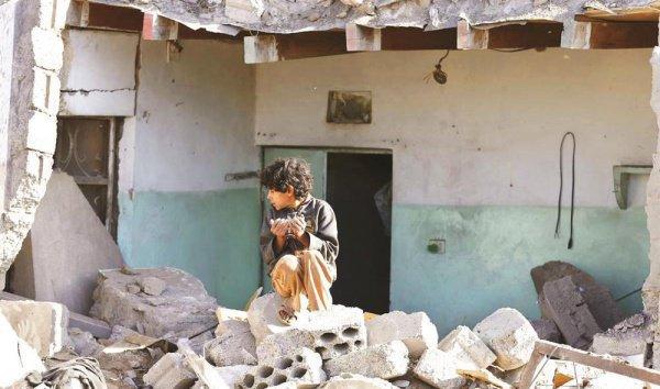 ООН предупреждает, что Йемен находится на грани голода