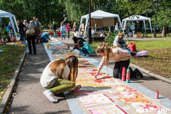 Казани вновь откроют «Парк искусств в сквере Баки Урманче».