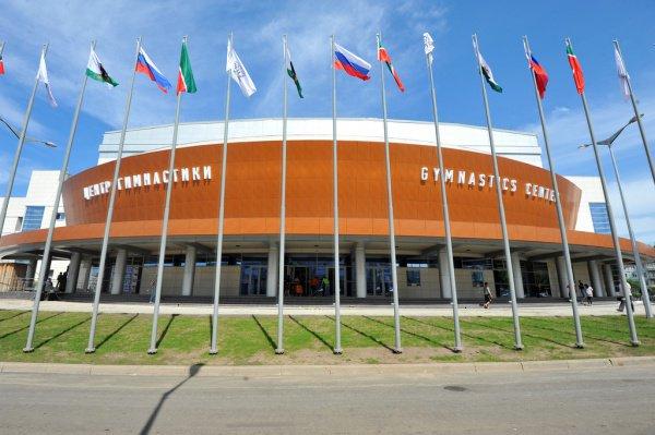 В Казани стартовал Финал Кубка Мира по художественной гимнастике.