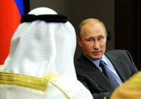 Владимир Путин встретится с принцем Абу-Даби