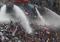 Мусор довел Ливан до протестов