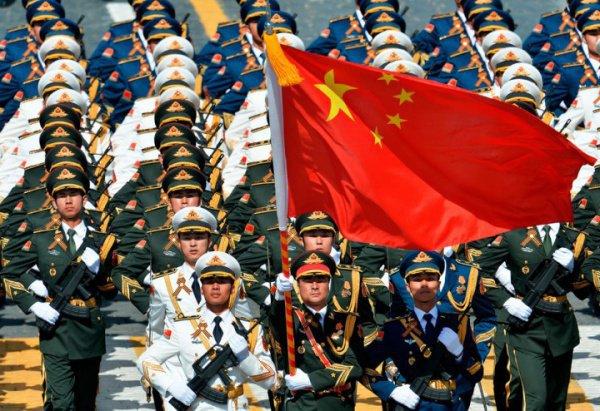 Парад Победы в Пекине посетят представители 49 стран.