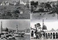 Мечеть Пророка: 100 лет назад и сегодня