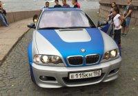 Школьница из Челнов показала BMW, выигранный в «ВКонтакте»