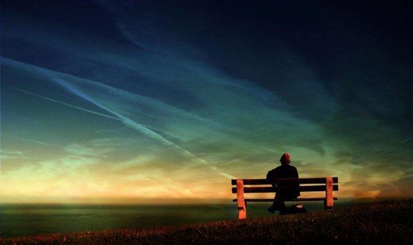 Оставшись Вечером В Одиночестве