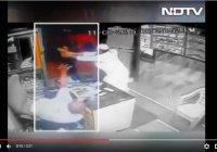 Мусульманин спас продавца от вооруженного грабителя