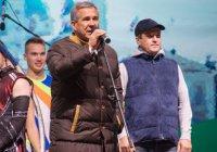 Рустам Минниханов в День республики: «Впереди у нас большие планы»