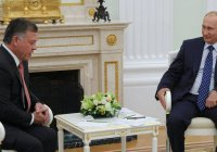 Путин обсудил ситуацию в Сирии с лидерами Абу-Даби и Иордании