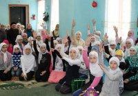 В Апанаевской мечети прошла викторина по основам ислама