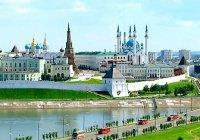 Казань вошла в ТОП-3 самых популярных городов РФ у туристов