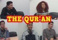 Эти люди впервые услышали Коран и поделились своими впечталениями