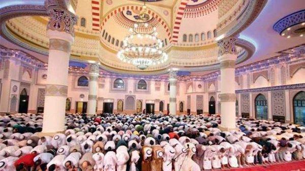 Большинство из них приняли такое решение во время священного месяца Рамадан