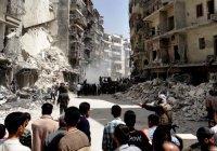 Красный Крест: в Сирии начнутся вспышки серьезных эпидемий