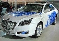 КамАЗ будет выпускать китайскую легковушку Hawtai