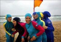 Можно ли мусульманке купаться там, где нет мужчин, но есть женщины, которые не являются мусульманками?