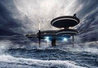 Уникальный подводный отель в Дубае