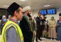 Первая группа татарстанских паломников отправилась в хадж  (ФОТО)